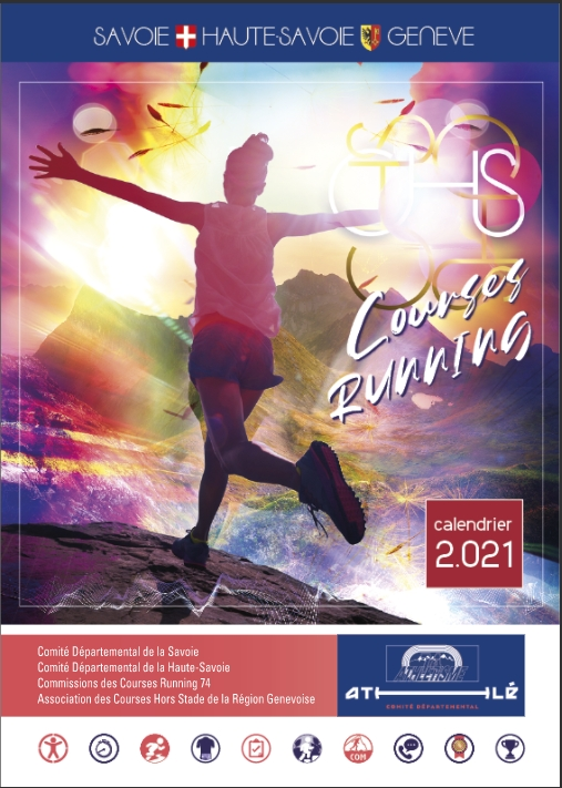 Calendrier Trail Savoie 2021 U.O ALBERTVILLE TARENTAISE Athlétisme